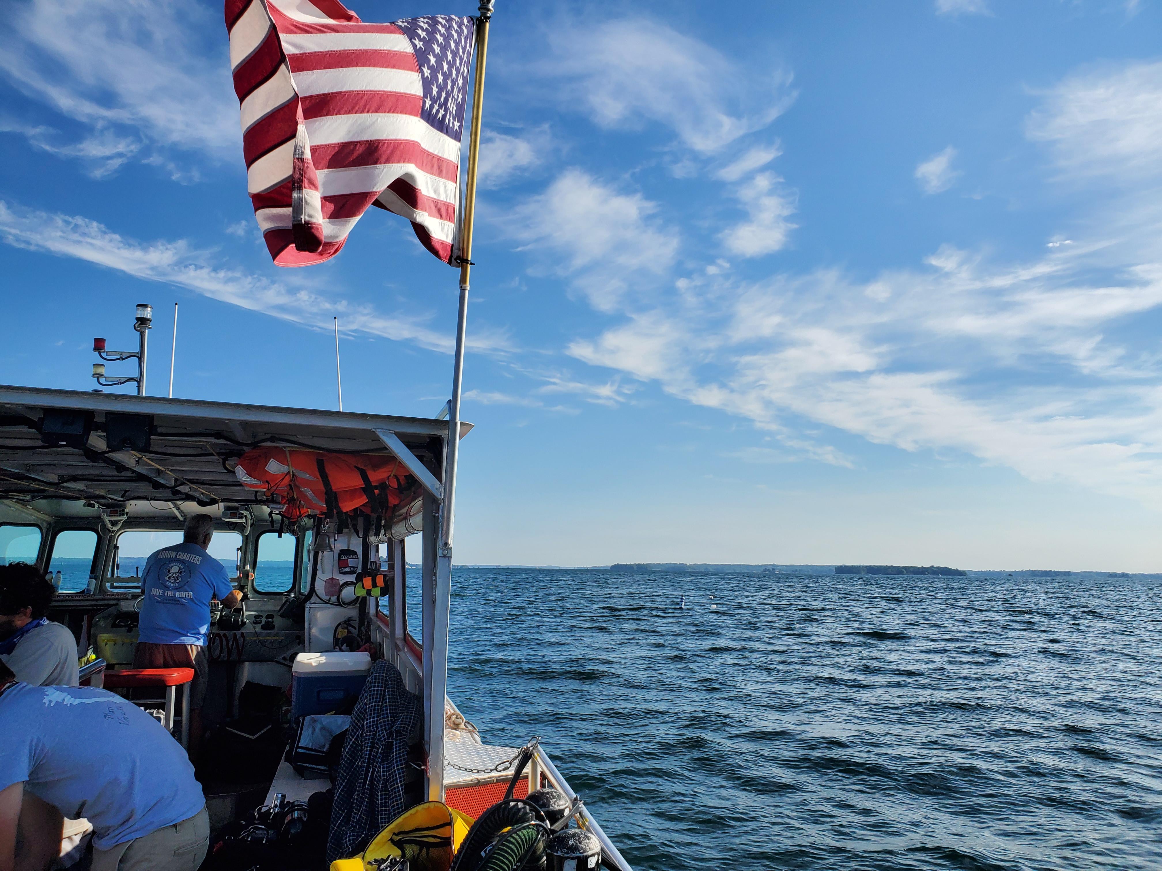 Alexandria Bay Trip August 2021
