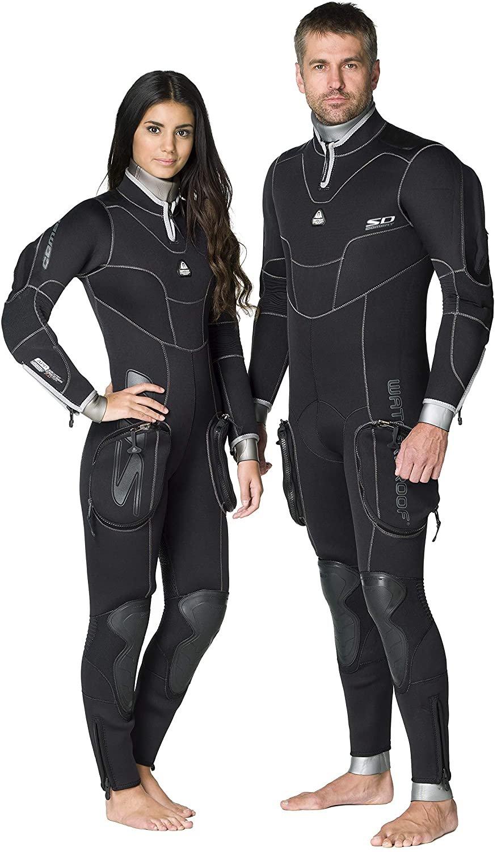 Waterproof SD Combat Semi-Dry 7mm Wetsuit
