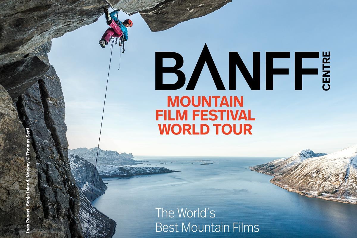 Banff Film Festival - Blacksburg - Wed 13 Mar 2019