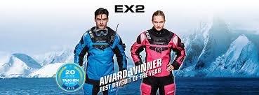 Waterproof EX2 Drysuit
