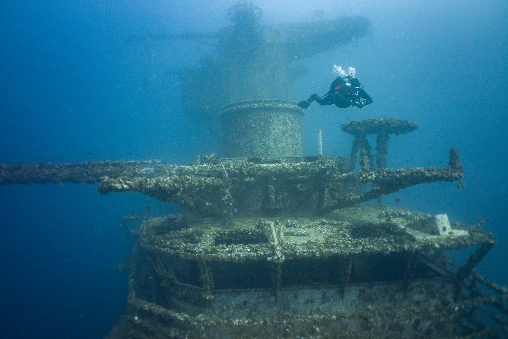 Oriskany Technical Dive Trip - Sep 3-6, 2020