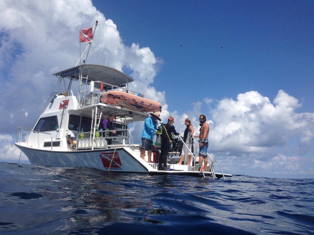 Vortex Springs / Panama City Beach Trip