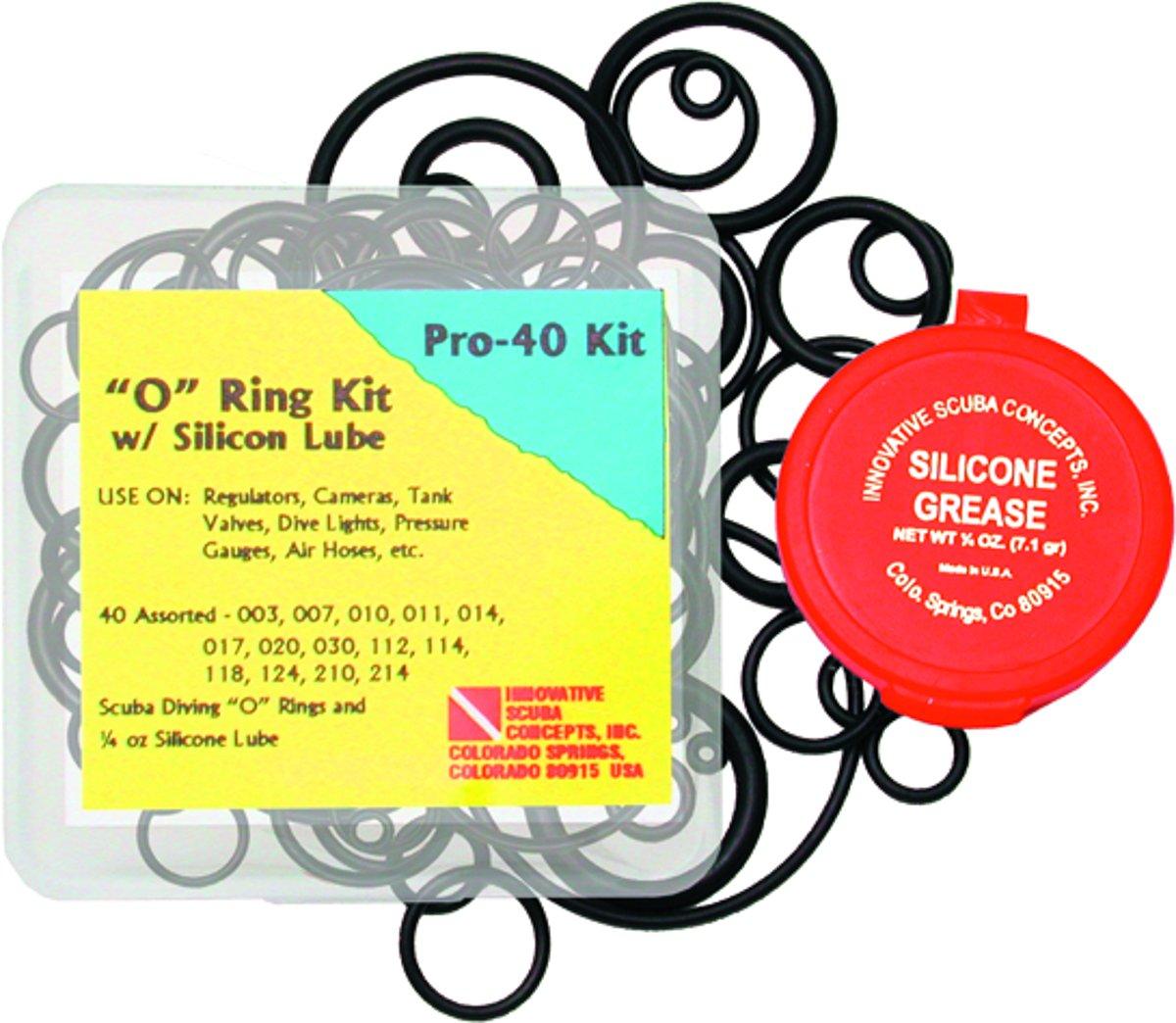 Innovative Pro 40 pc O-Ring Kit