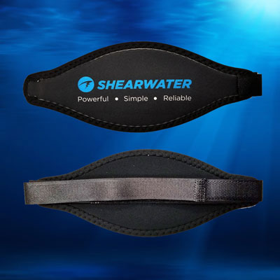 Shearwater Mask Straps