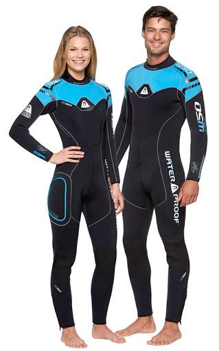 Waterproof W50 5mm Wetsuit