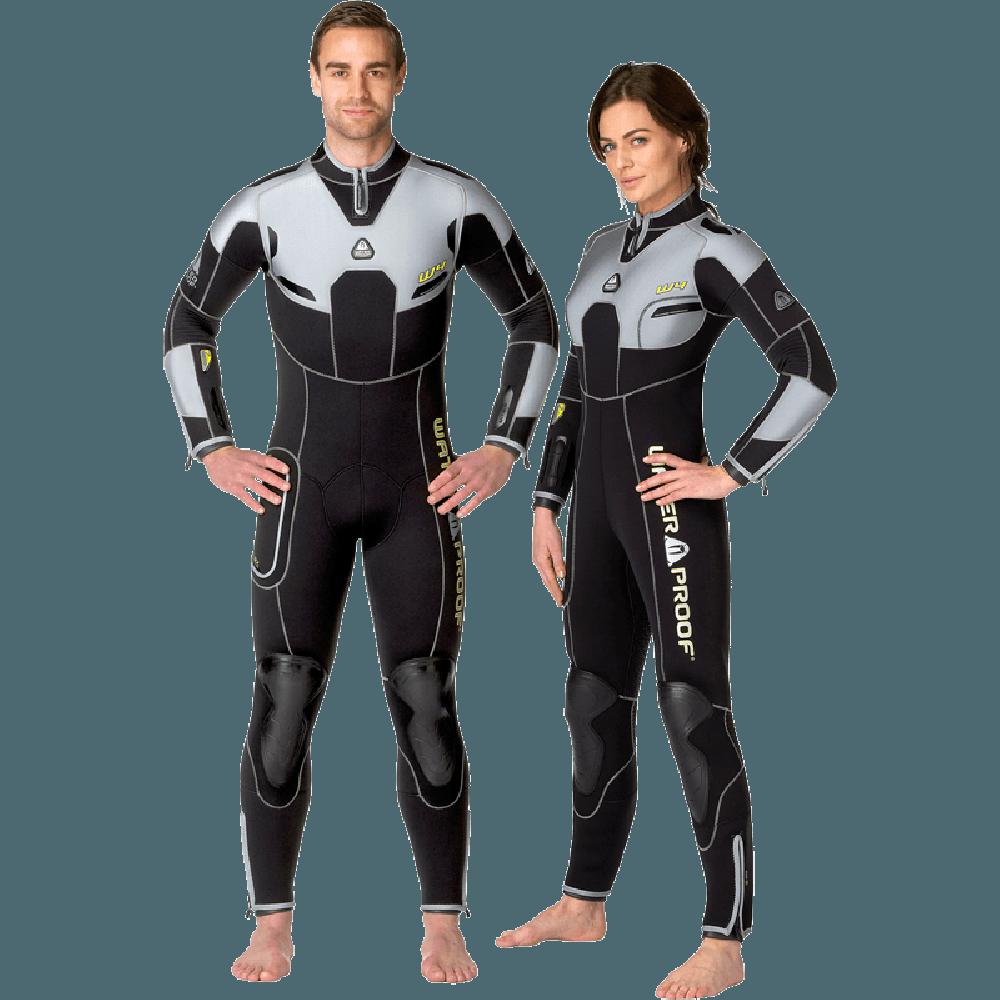 Waterproof W4 7mm Wetsuit