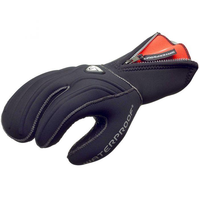 Waterproof G1 7MM 3 Finger Glove