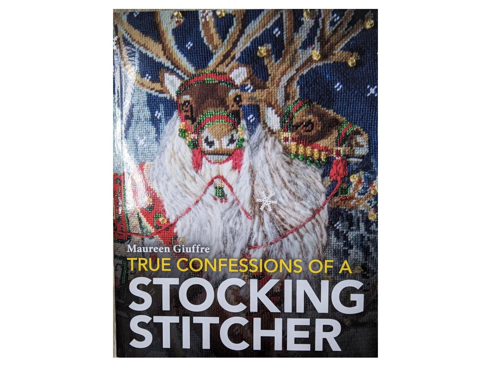 Confessions of a Stocking Stitcher