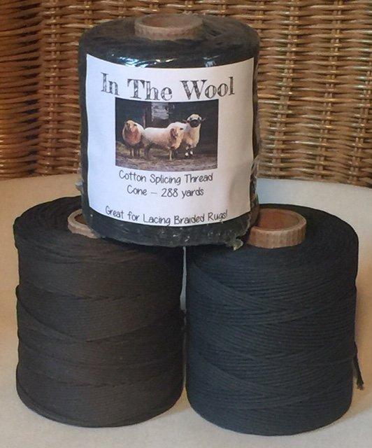 Lacing Thread - Cotton Splicing/Cone