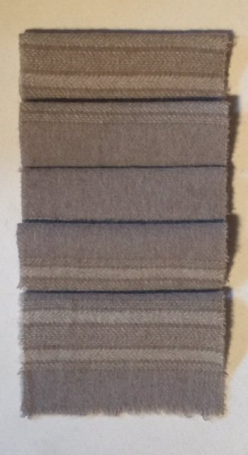 Lamb's Ear - Horizontal Stripe