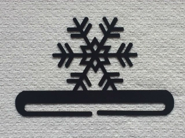Wire Hanger - Snowflake 8