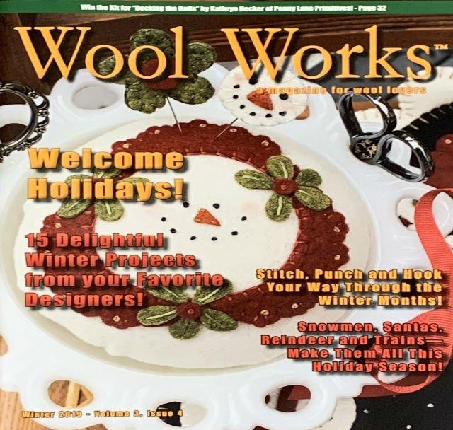 Wool Works Magazine - Winter