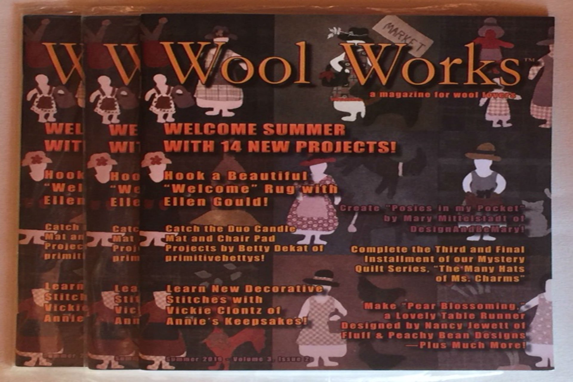 Wool Works Magazine-Summer 2019