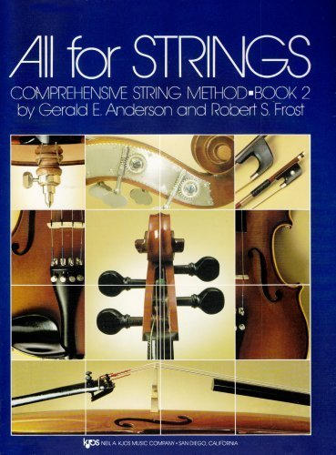 All for Strings, Book 2, Violin