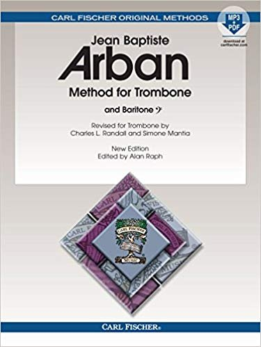 ARBAN METHOD TROMBONE AND BARI
