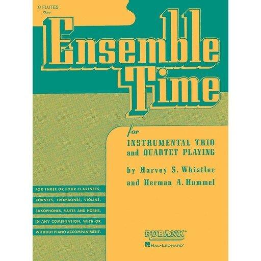 Ensemble Time for Instrumental Trio or Quartet