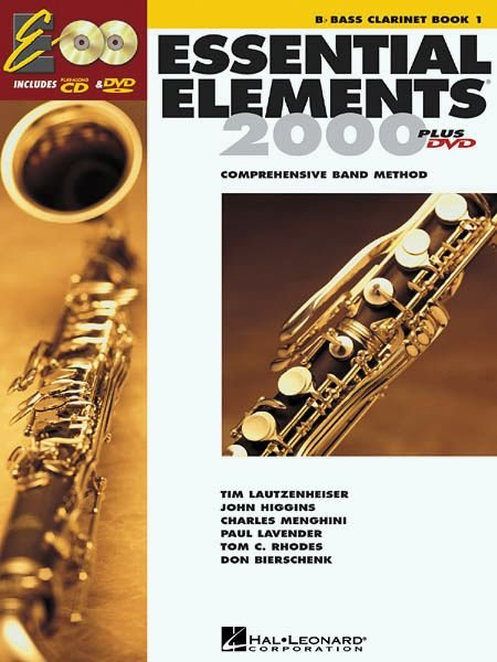 ESSENTIAL ELM BASS CLARINET 1