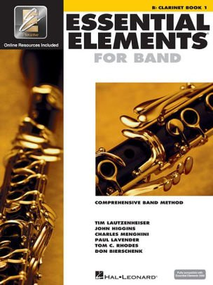 ESSENTIAL ELM CLARINET 1