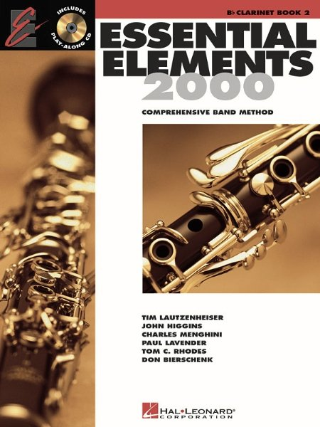 ESSENTIAL ELM CLARINET 2