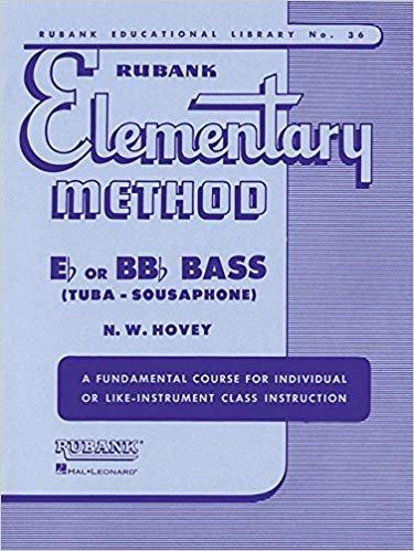 Rubank Elementary Method, Tuba