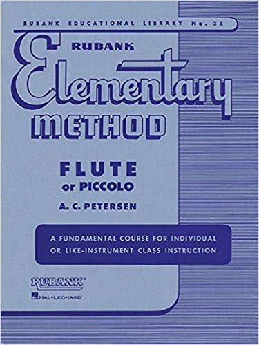 Rubank Elementary Method, Flute