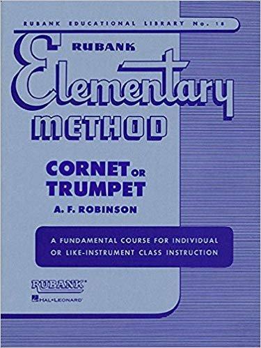 Rubank Elementary Method, Trumpet