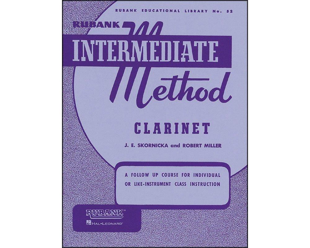 Rubank Intermediate Method, Clarinet