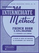 Rubank Intermediate Method, French Horn