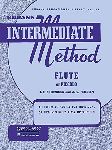 Rubank Intermediate Method, Flute