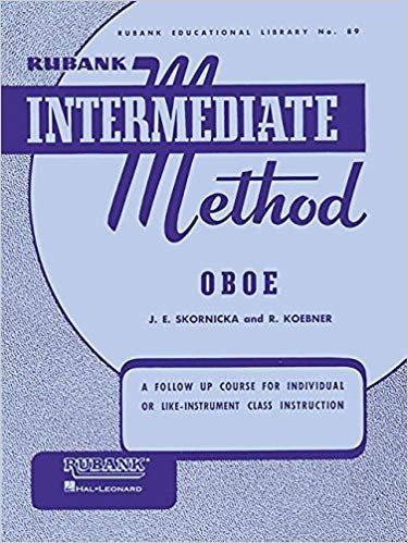 Rubank Intermediate Method, Oboe