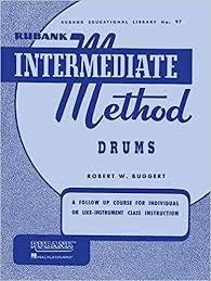 Rubank Intermediate Method, Drums