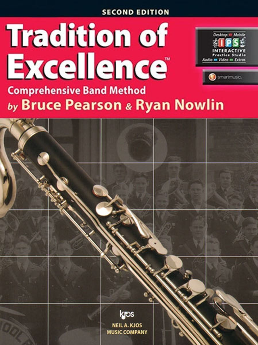 TRAD OF EXCE 1 BASS CLARINET