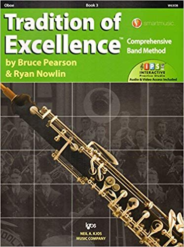 TRAD OF EXCE 3 OBOE