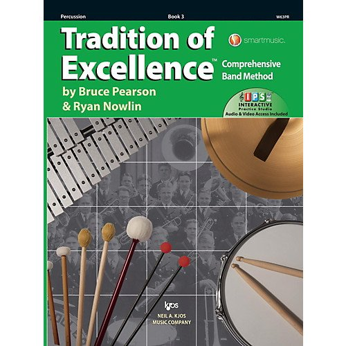 TRAD OF EXCE 3 PERCUSSION