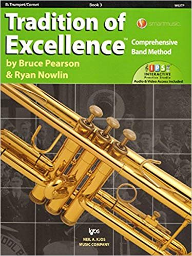 TRAD OF EXCE 3 TRUMPET