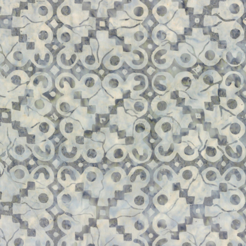 Batavian Batiks Tile Teal Fabric Yardage 22052-199