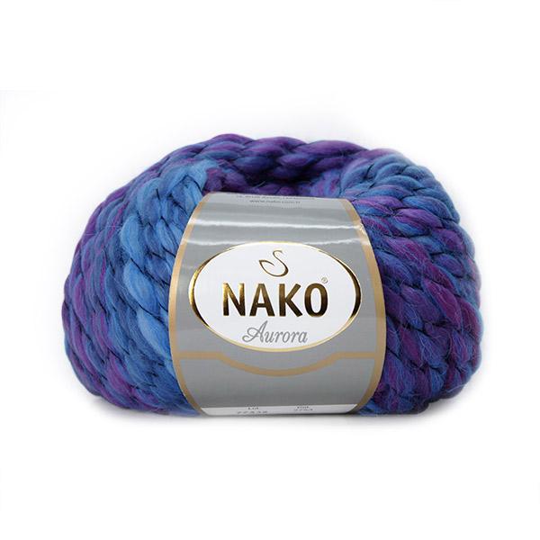 Aurora - Nako Yarns | Ann's By Design