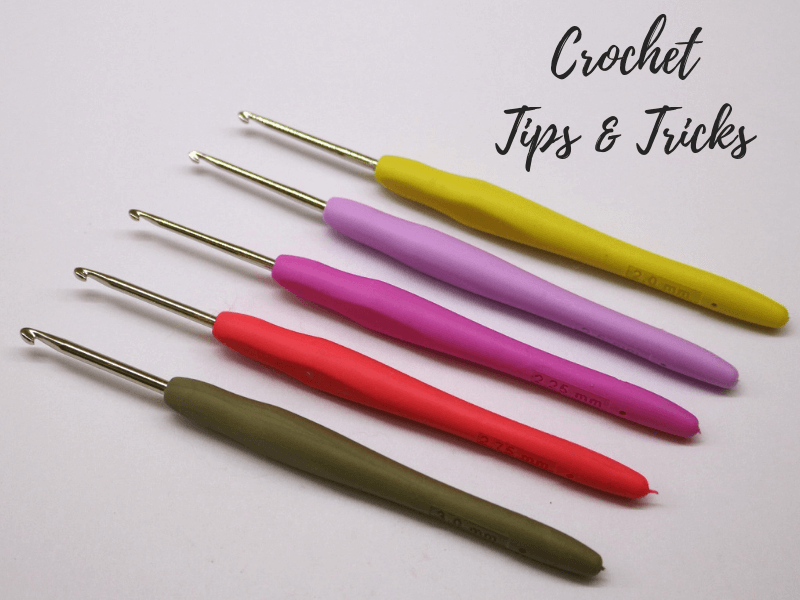 Crochet Tips and Tricks