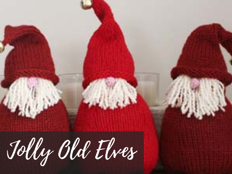 Jolly Old Elves
