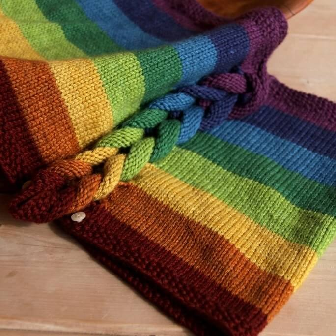 Marvelous Folly Worsted Kit