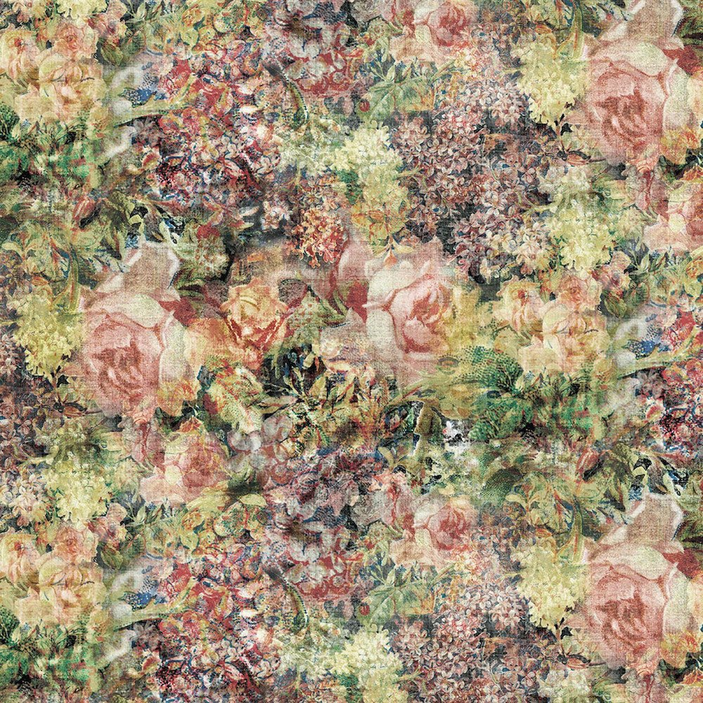 Eclectic Elements Foundations Bouquet Multi Fabric Yardage PWTH014.MULTI