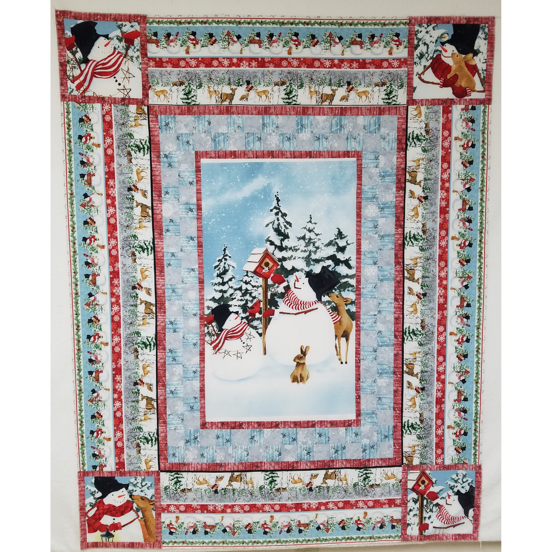 Snow Days Quilt Kit | Ann's By Design