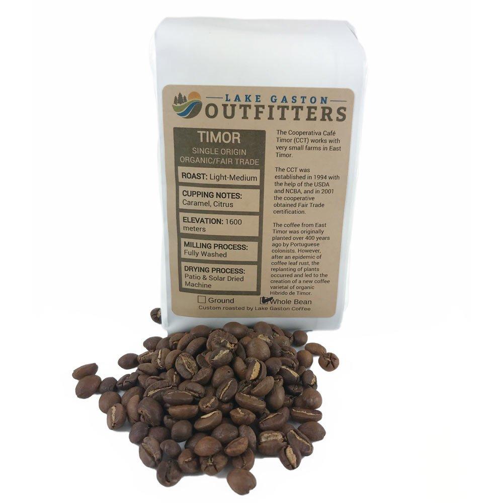 LGO - Coffee from East Timor Light-Medium roast