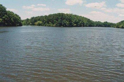 fort pickett reservoir