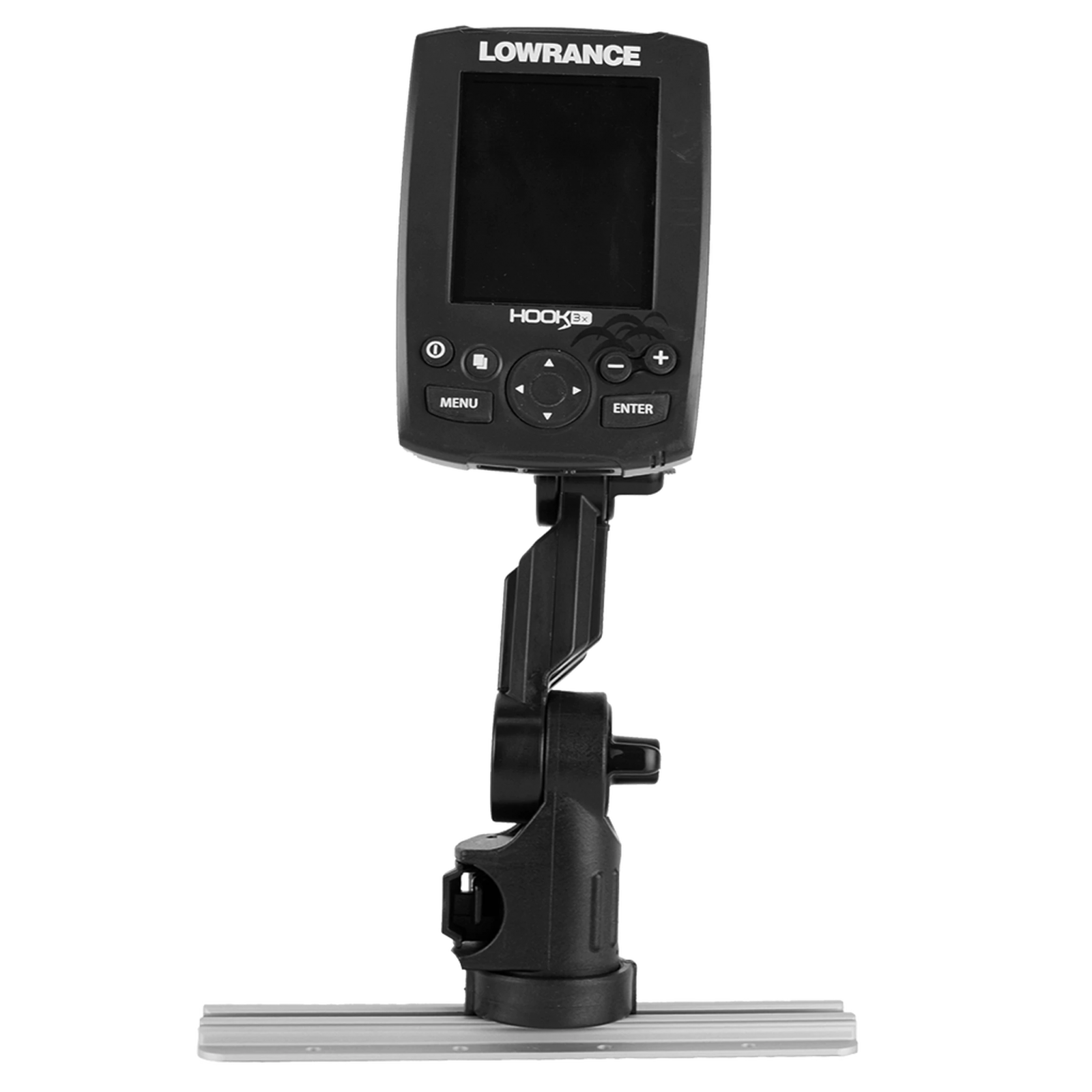 YakAttack - Fish Finder Mount for Lowrance Track Mount