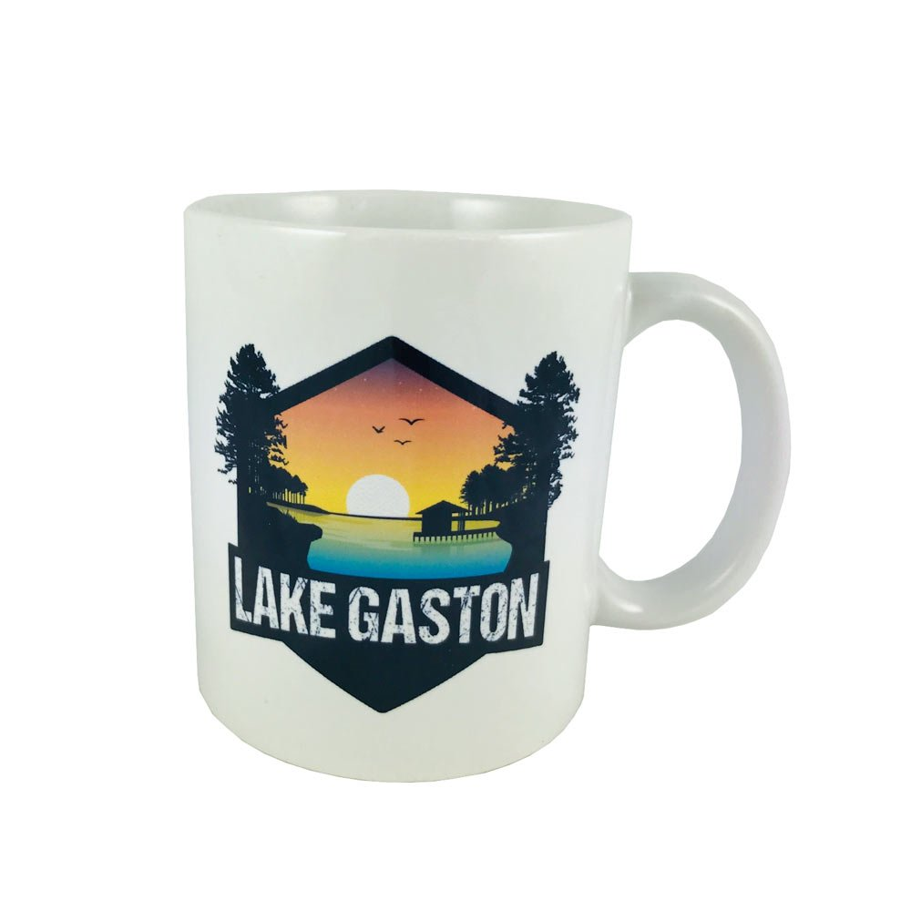 Lake Gaston Outfitters - Lake Gaston Coffee Mug 11oz