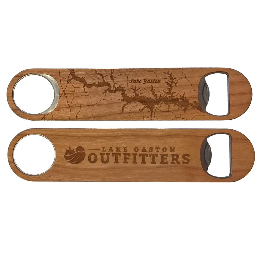 Lake Gaston Outfitters - Handcrafted Bottle Opener