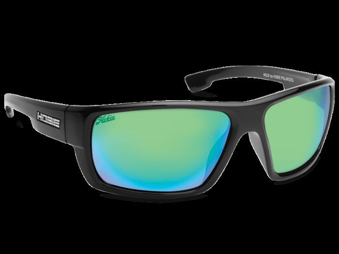 Hobie -  Mojo, Floating Polarized Sunglasses, Lightweight, XL Sport Wrap