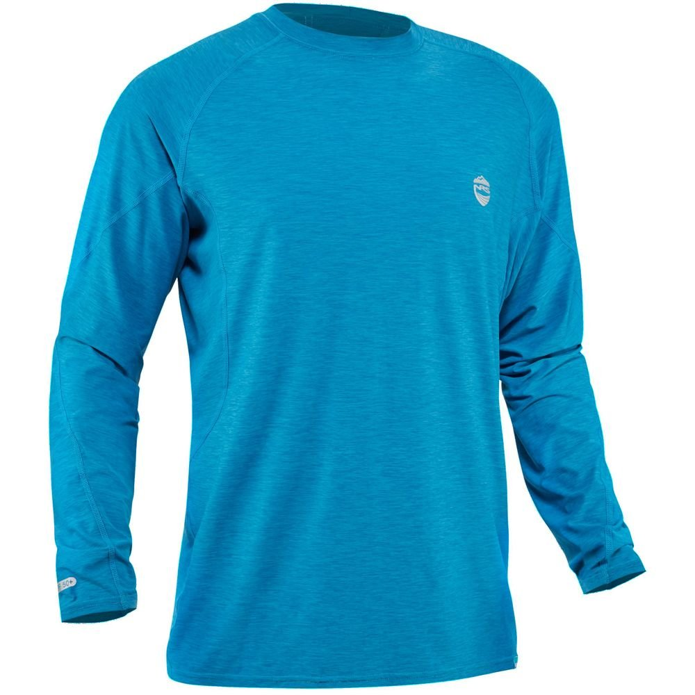 NRS - Men's H2Core Silkweight L/S Shirt Fjord