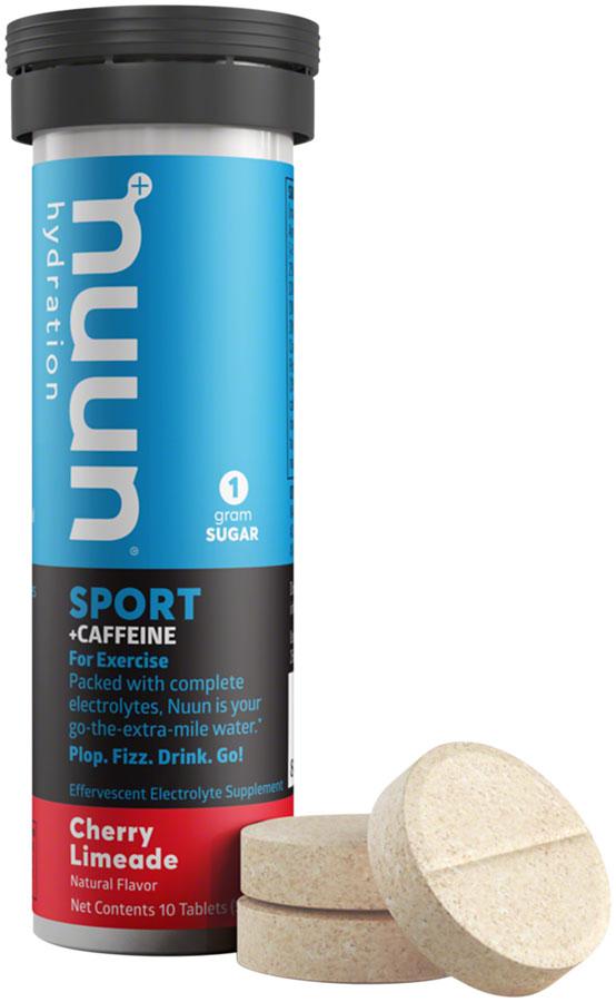 Nuun - Sport & Caffeine Cherry Limeade